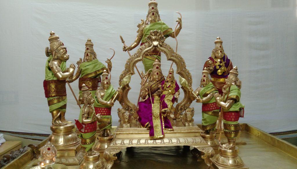 Pattabhiramar and Kothandaramar